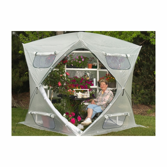 Portable Greenhouse No Assembly Required