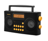 Portable FM/AM Radio with Voice Prompts For Vision Impaired People