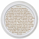 Psalm 23 Wall Art Plaque