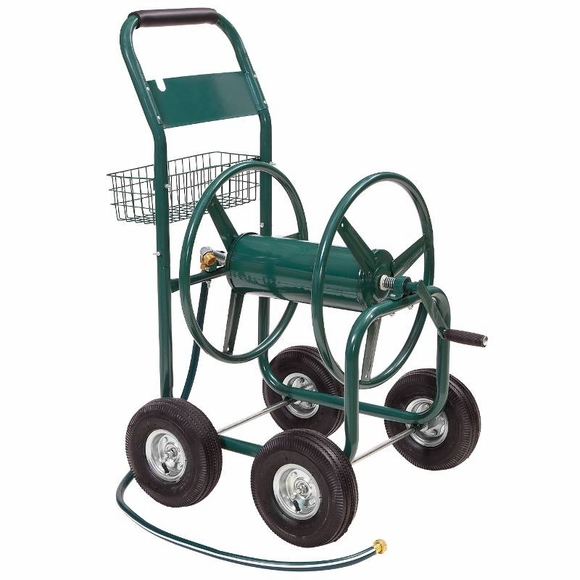 Residential 350' Hose Reel Cart