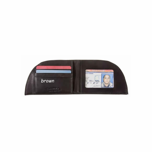 Rogue Front Pocket Wallet with RFID blocking