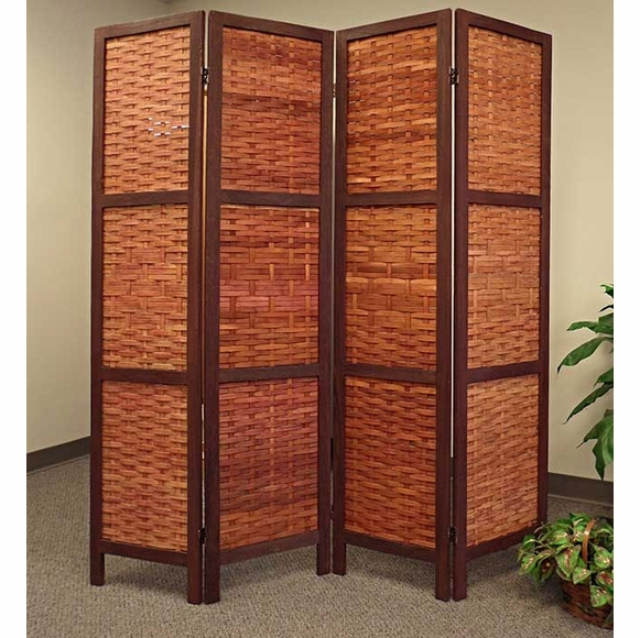 Folding Screen Room Divider