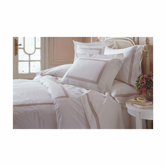 Sateen Sham For Our Hotel Style Sheet Set