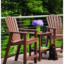 "Seaside Casual Adirondack Casual 26""W Shellback Balcony Chair"