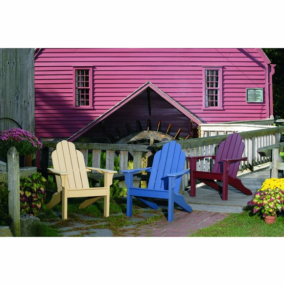 Seaside Casual Adirondack Classic Occasional Chair