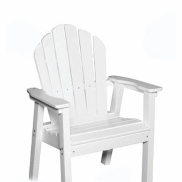 Seaside Casual Classic Adirondack Chairs