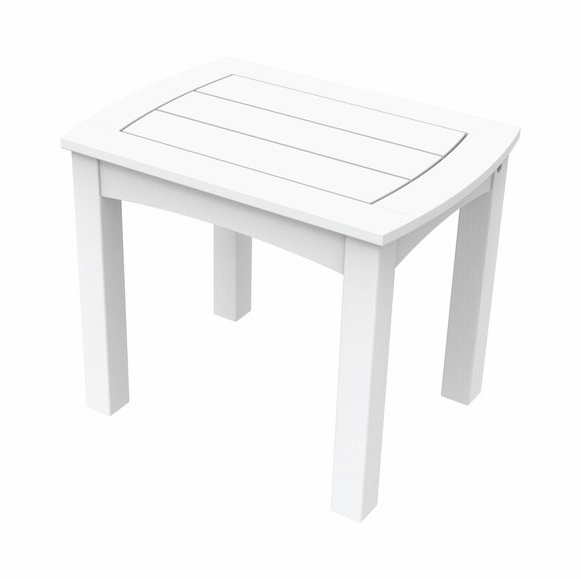 Seaside Casual Java Collection End Table