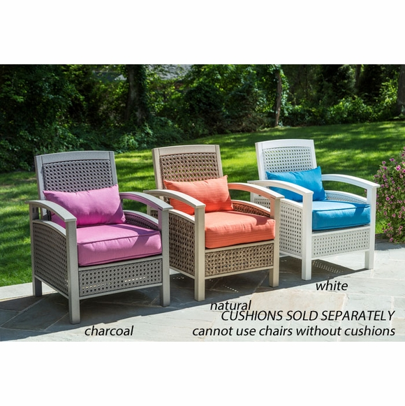 Seaside Casual Java Lounge Chair