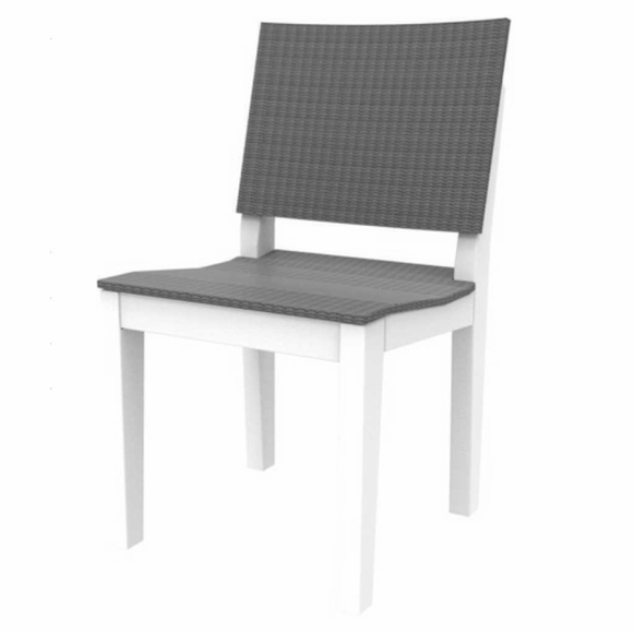 Seaside Casual MAD Fusion Woven Dining Chair