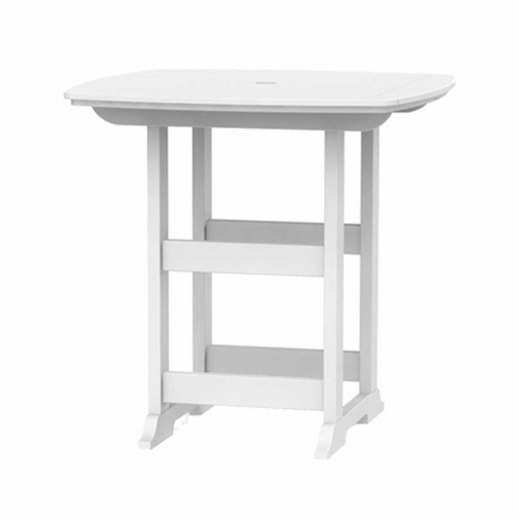 Seaside Casual Portsmouth 42x42 Bar Table
