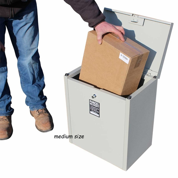 Secure Parcel Delivery Box