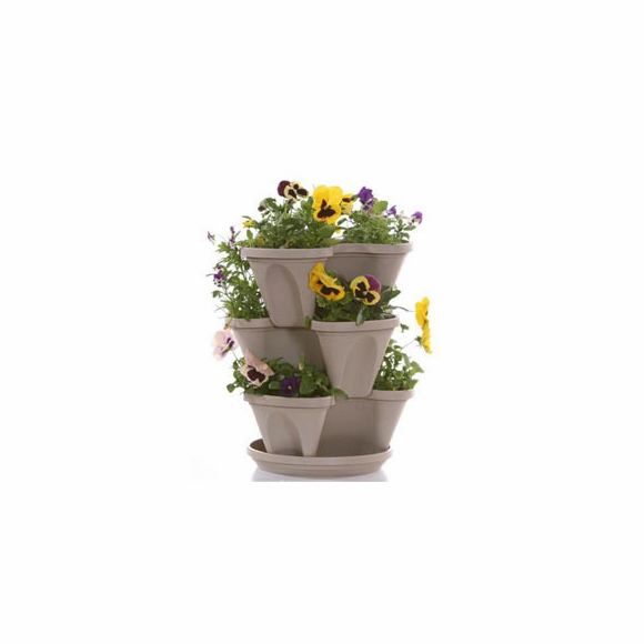 Self Watering Stacking Planters