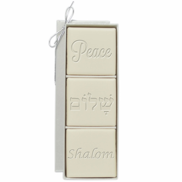 Shalom Peace Hostess Gift Bar Soap