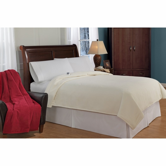 Soft Heat Low Voltage Electric Blanket - from Perfect Fit