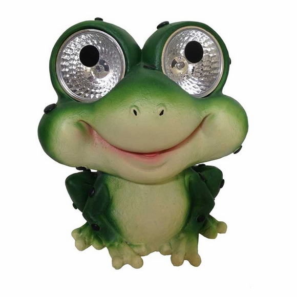 Solar Frog Accent Light