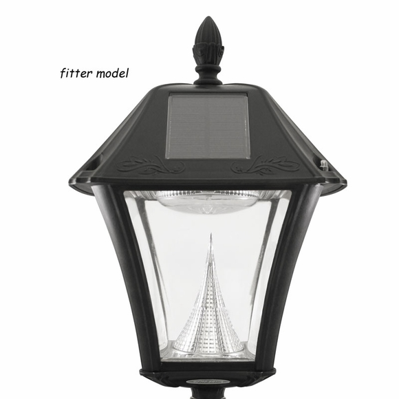 Solar Light With Mounting Options