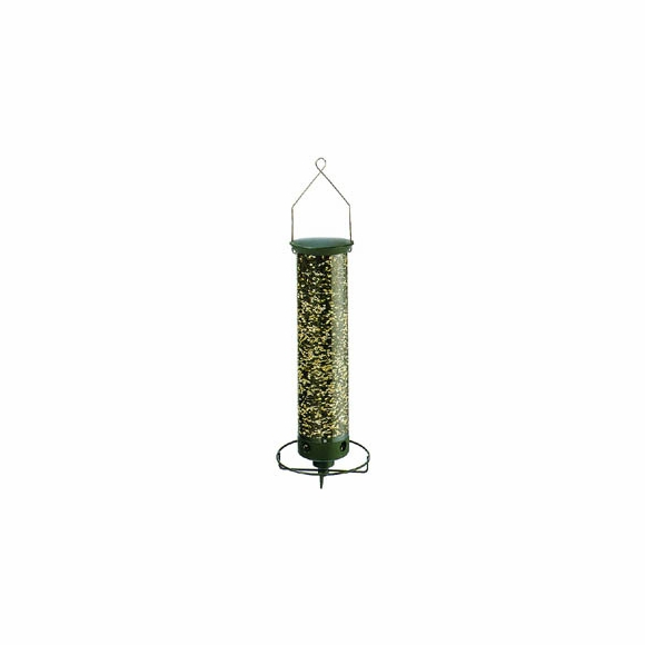 Squirrel Proof Bird Feeder With Spinning Perch