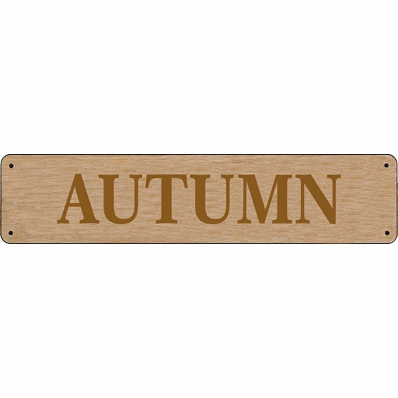 Stable Stall Plate - Large Wood Horse Name Plaque