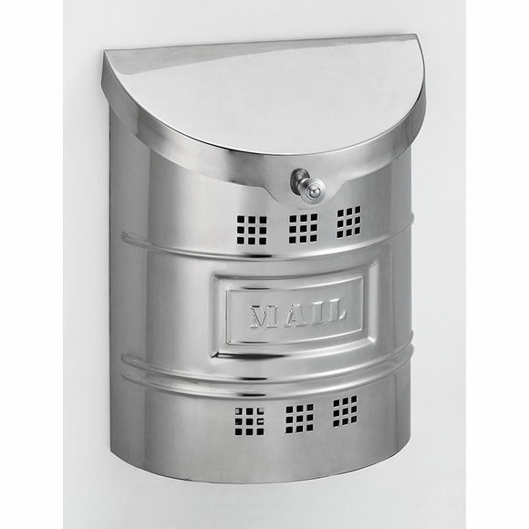 Stainless Steel Wall Mount Mail Box