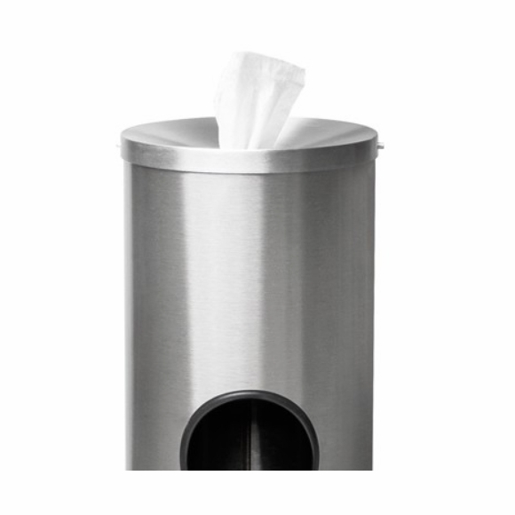 Stainless Steel Wipe Dispenser