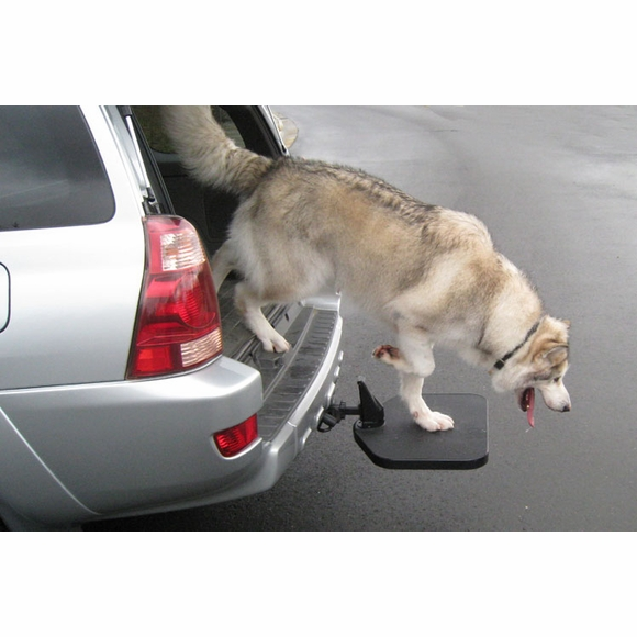 Step for SUV Hitch - For Pets To Enter And Exit Or Use To Load Bikes, Canoes, Kayaks