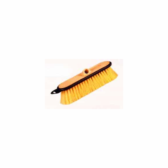 STIFF Flow Thru Non Restrictive Cleaning Brush