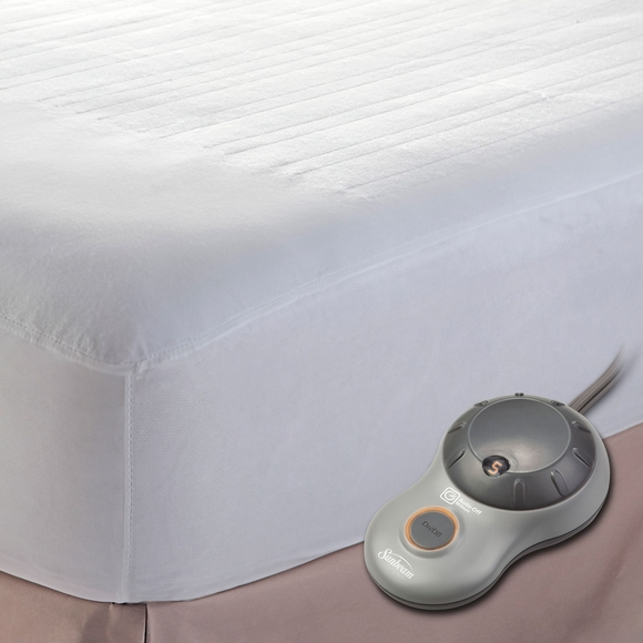 Sunbeam Full Size Heated Mattress Pad