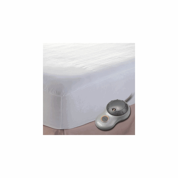Sunbeam Twin Size Electric Heated Mattress Pad