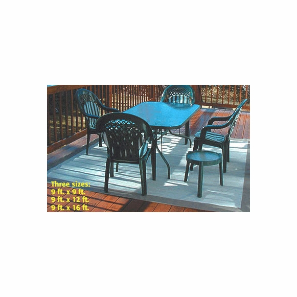 Sunsetter Outdoor Deck and Patio Mat