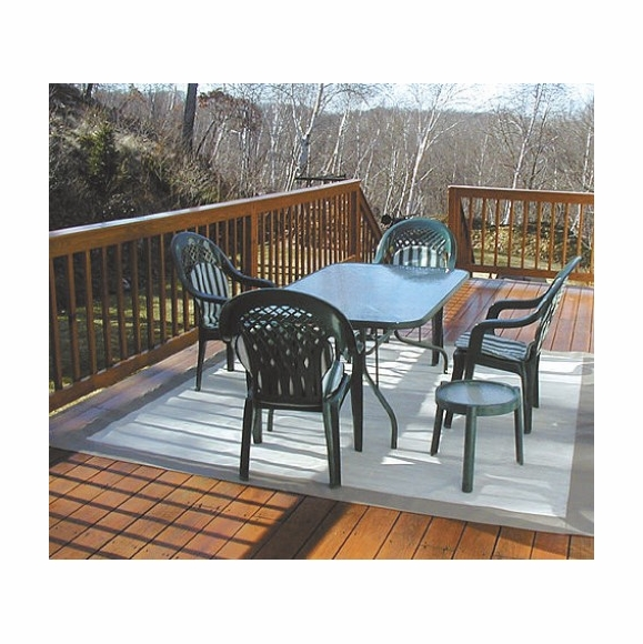 Outdoor Deck and Patio Mat