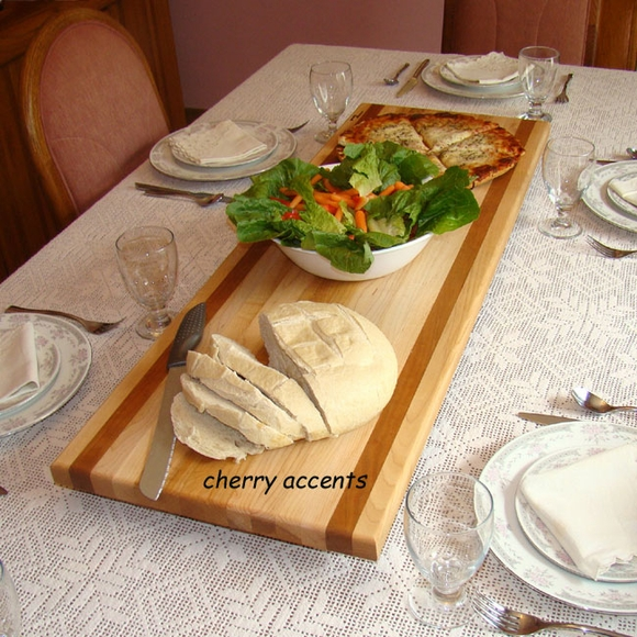 Tableboard Extra Long Bread Board