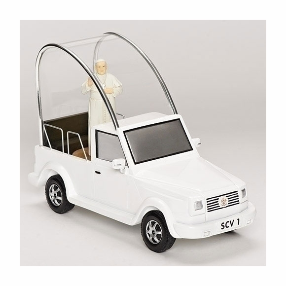 The Pope Mobile