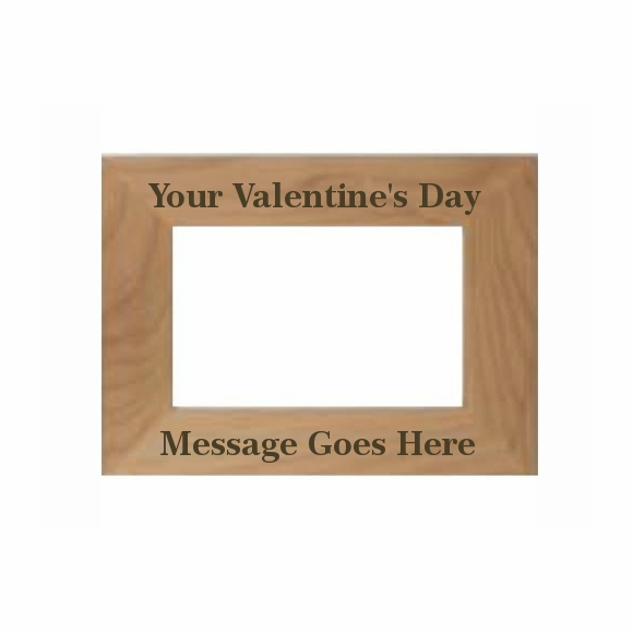 Valentine's Day Gift Personalized Picture Frame