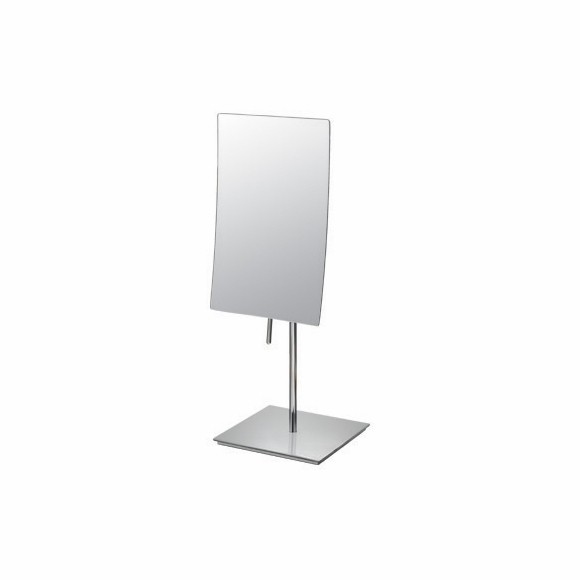 Vanity Stand Mirror - Minimalist Design 3X Magnification Mirror