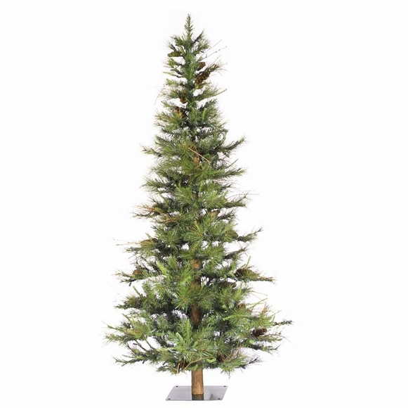 Artificial Christmas Tree - 6' Fir Tree With or Without Lights