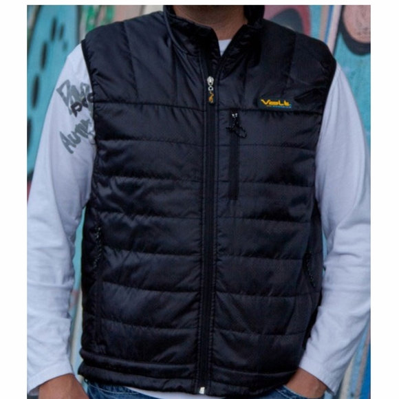 Volt Resistance Men's Cracow Insulated 7 Volt Heated Vest