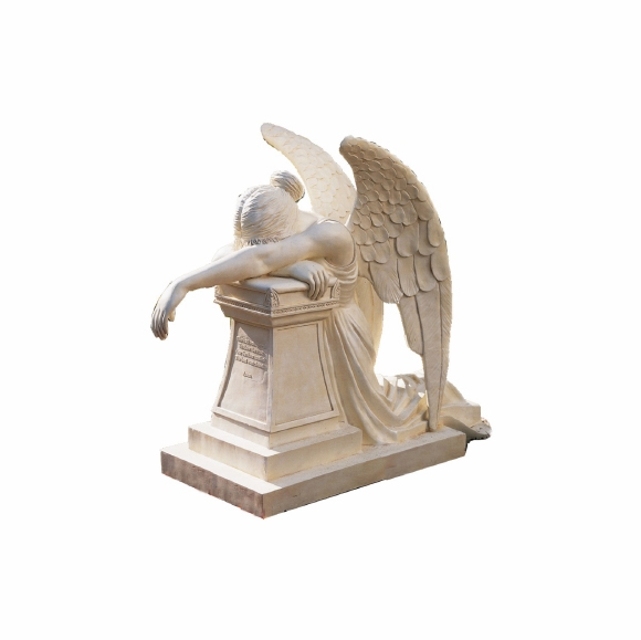 Weeping Angel Monument - Grieving Angel Statue