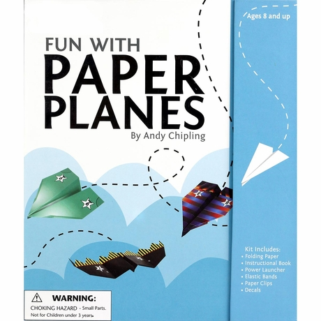 Fun with Paper Airplanes