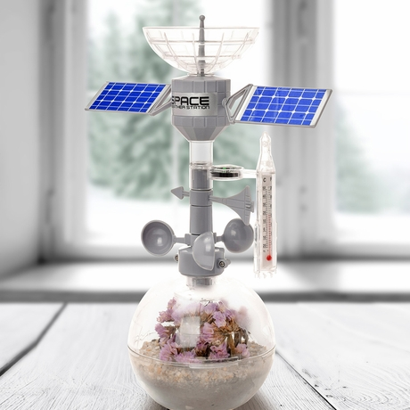 Space Weather Station Science Kit Ages 8+