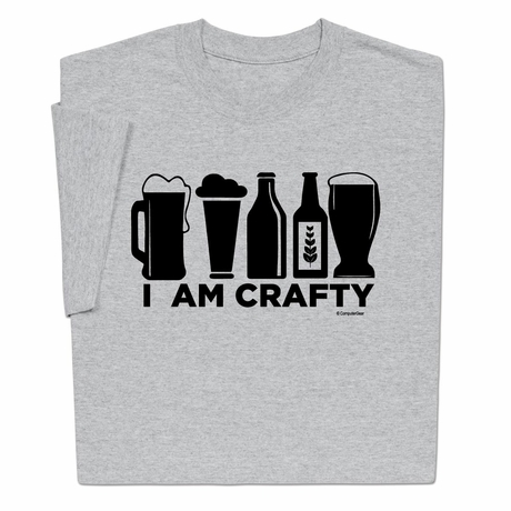 I Am Crafty T-Shirt