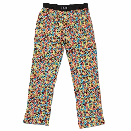Officially Licensed M&M's M and M M & M Lounge PJ Pajama Pants