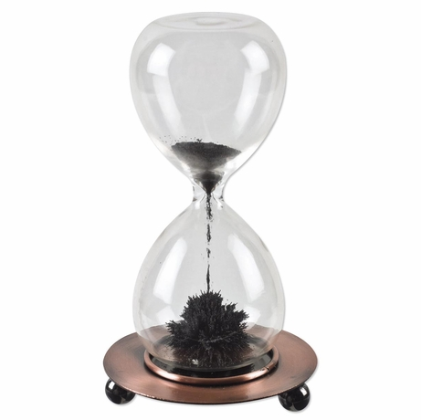 "Magnetic Sand Timer 7"" Tall Ages 14+"