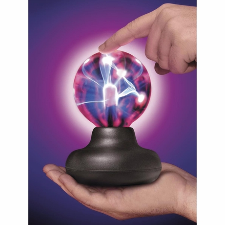 Plasma Ball Science Toy Ages 4+