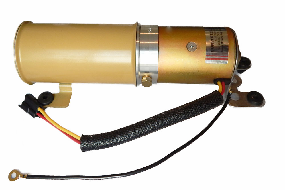 1957-1961 Cadillac Convertible Top Pump Motor
