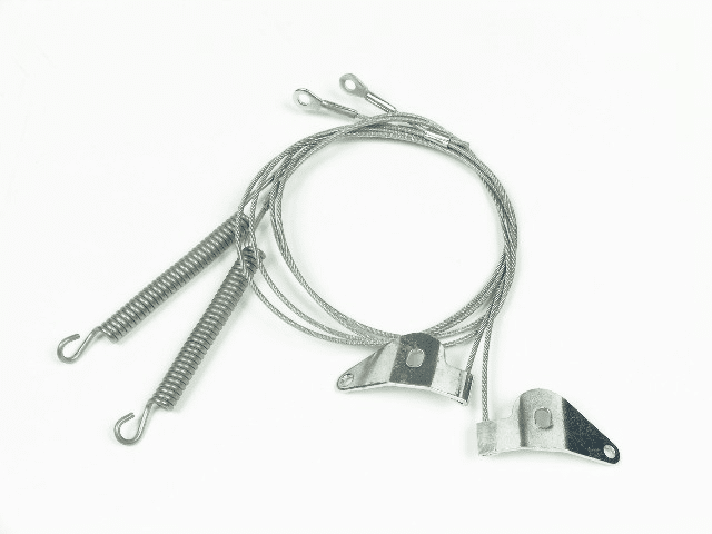 1961-1976 GM Full Size Top Hold Down Cables