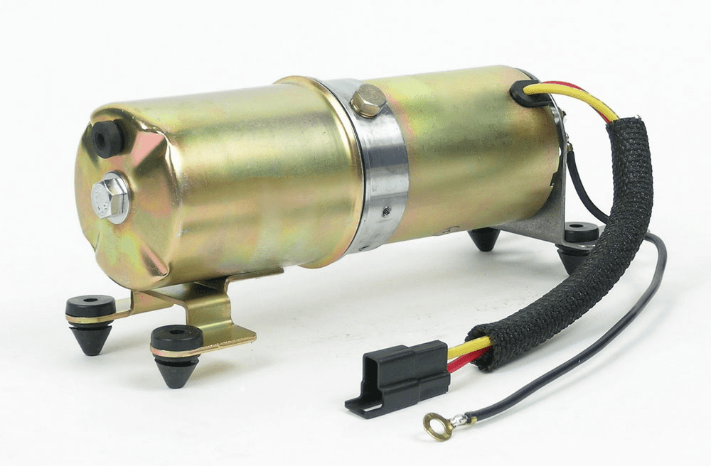 1964-1966 Chevrolet Chevelle, Malibu Convertible Top Pump Motor