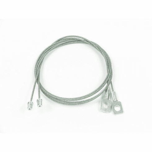 1982-1994 Chrysler Lebaron Top Hold Down Cables
