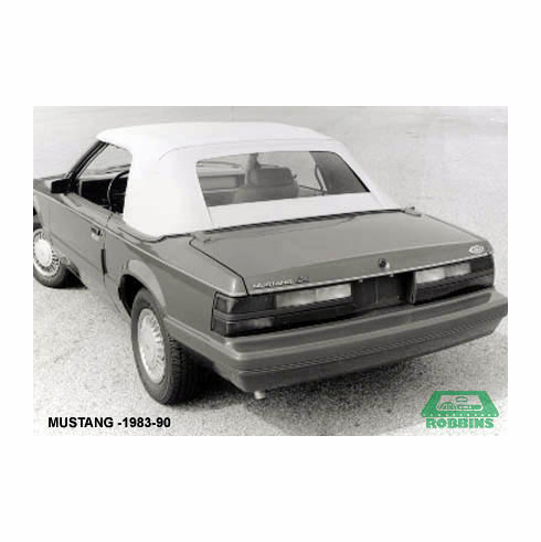 1983-1993 Ford Mustang Convertible Top