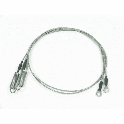 1991-1993 Dodge Shadow Top Hold Down Cables