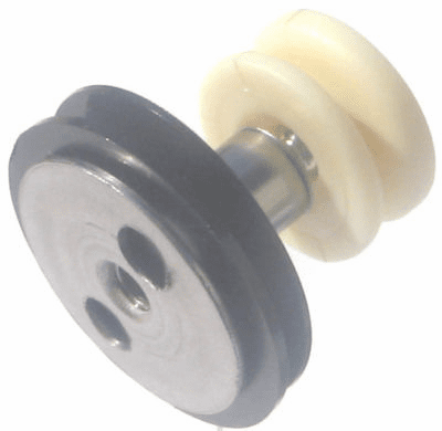 71-76 GM Full Size Convertible Quarter Window Roller